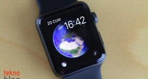 Apple watchOS yakında üçüncü taraf saat arayüzlerini destekleyebilir