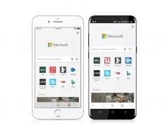 Microsoft Edge iOS ve Android uygulamalarının beta sürümleri yayınlandı