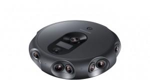 Samsung 360 Round 17 farklı lensle çekim yapıyor
