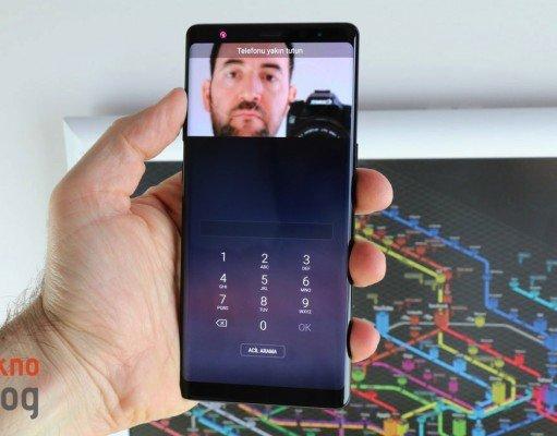 Samsung Face ID'nin rakibi olacak yüz tanıma sistemiyle geliyor