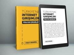 Türkiye'nin internet girişimlerini kitap hâline getirecek proje kitlesel fonlamaya açıldı