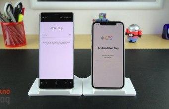 Android telefondan yeni bir iPhone'a veri aktarımı nasıl yapılır?