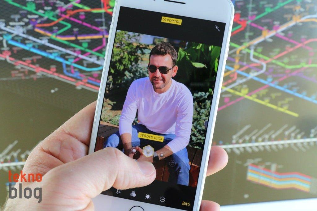 iOS 12 iPhone'un portre modunu geliştirecek