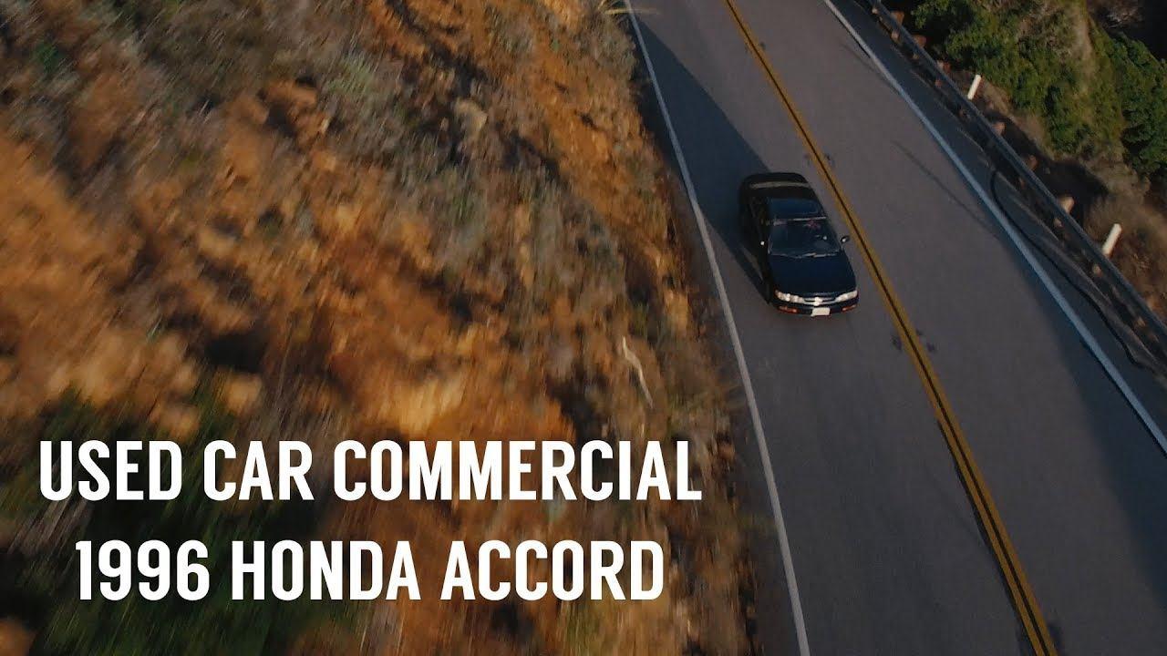 Bir adamın kız arkadaşının ikinci el otomobil için hazırladığı reklamı izleyin – Video