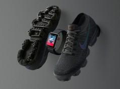 Nike'dan özel üretim Midnight Fog Apple Watch Series 3