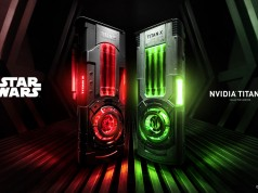 Nvidia'dan güçlü Star Wars grafik kartları