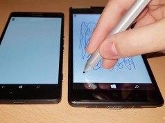 Windows Phone üzerinde Surface Pen desteğinin nasıl işleyeceği ortaya çıktı
