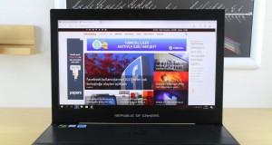 Asus ROG Zephyrus GX501 İncelemesi