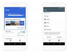 Google Files Go depolama alanı yönetimi uygulaması Çin'de yayınlandı