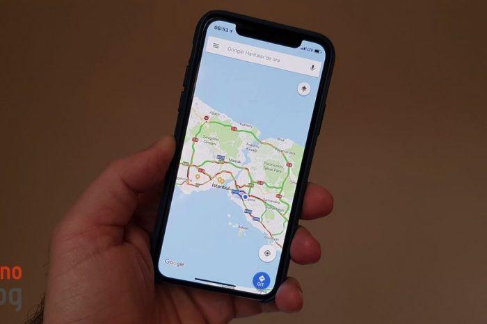 Google Haritalar uygulama içinde müzik kontrol imkanı sunuyor