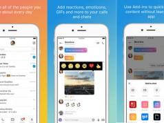 Skype iOS uygulaması iPhone X desteğine ve yeni bir tasarıma kavuştu