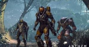 EA Anthem'in çıkışını 2019'a erteledi