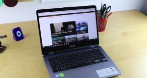 Asus VivoBook Flip 14 TP410UR İncelemesi