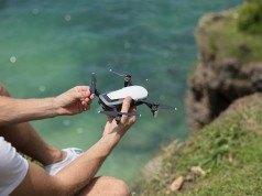 DJI Mavic Air: En rahat taşınabilir ve 4K video kayıt yetenekli drone