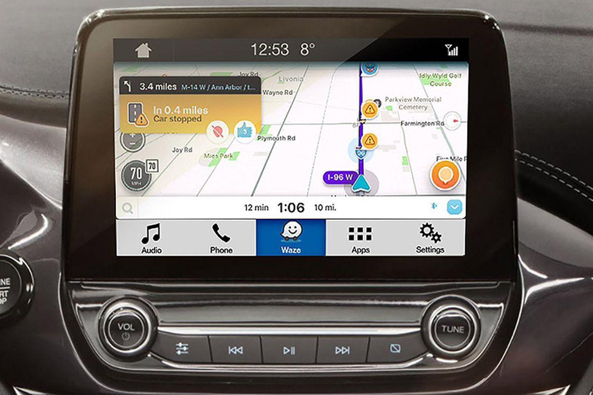Ford Sync 3 Nisan Ayında Waze Navigasyon Desteğine Kavuşacak