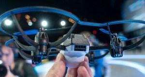 Intel Shooting Star Mini drone ile kapalı alanlarda renkli şovlar yapılabilecek