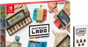 Nintendo Labo ile Switch kullanıcılarının önünde yeni ufuklar açıyor