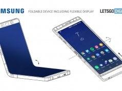 Samsung Galaxy X prototipini CES 2018'de özel olarak sergiledi