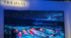 Samsung modüler ekran teknolojisine sahip The Wall'u tanıttı