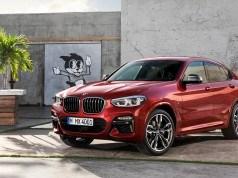 2019 model BMW X4 yedi farklı motor seçeneğiyle yollarda olacak