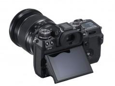Fujifilm X-H1 dahili optik görüntü sabitleme sistemiyle geliyor