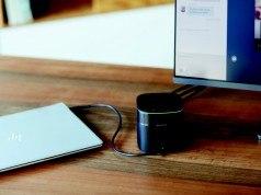 HP'nin yeni Thunderbolt 3 USB-C dock cihazına hoparlör takılabiliyor