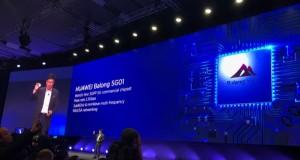 Huawei mobil cihazlar için hazırladığı ilk 5G yongasını duyurdu