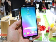 LG V35 ThinQ sızıntısı çentiksiz ekranı işaret ediyor