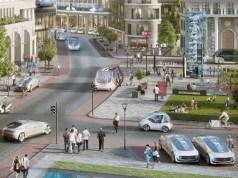 Mercedes ve Bosch birkaç ay içinde sürücüsüz taksi testlerine başlayacak