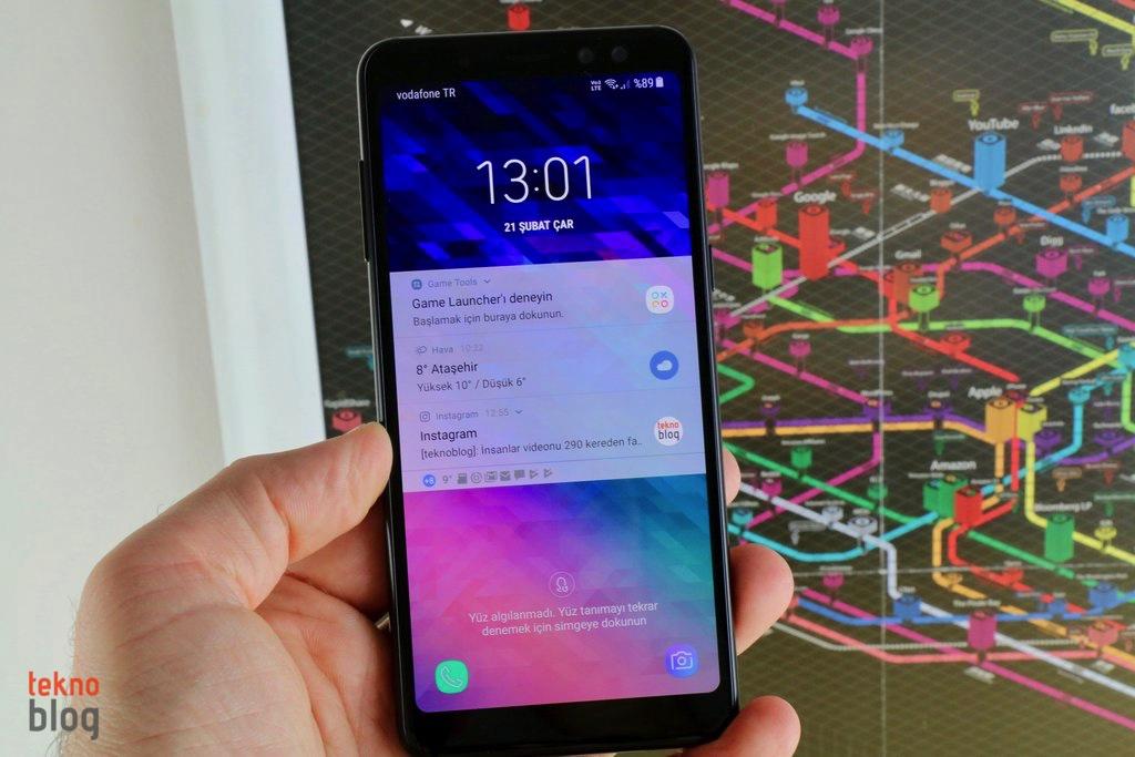 Samsung Galaxy A serisine Snapdragon 845 işlemcili bir cihaz ekleyebilir
