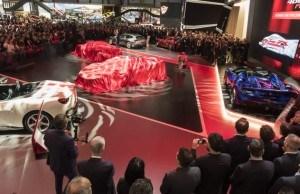 Cenevre Otomobil Fuarı 2018'de sergilenecek en iyi otomobiller