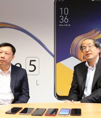 Asus'tan Eric Chen ZenFone 5'in kameralarına çok güveniyor – Röportaj
