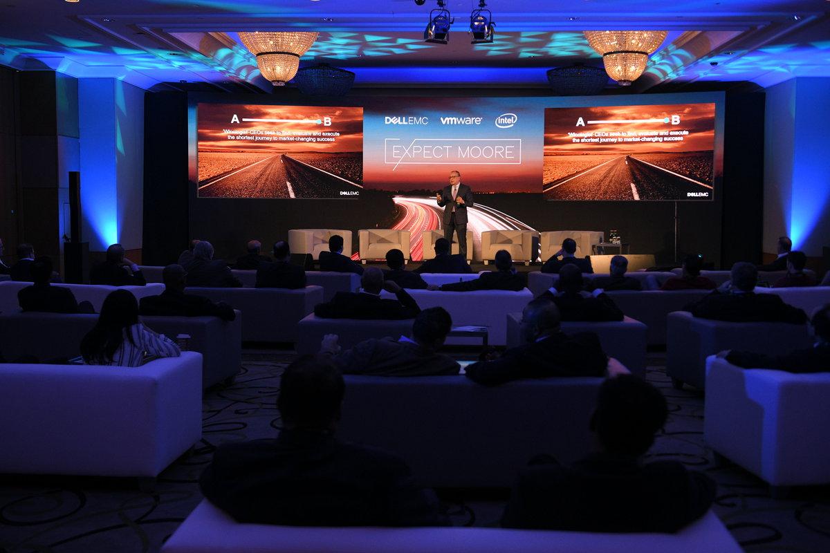 dell emc executive summit