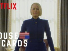 House of Cards'ın yeni sezonu için ilk tanıtım videosu geldi