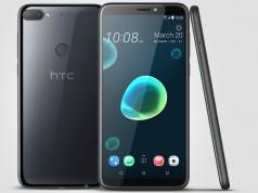 HTC Desire 12 ve Desire 12+ sonunda gözler önüne çıktı