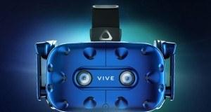 HTC Vive Pro 799 dolar fiyatla ön siparişe açıldı, HTC Vive'ın fiyatı indi