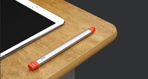 Logitech Crayon: Yeni 9.7 inç iPad için uygun fiyatlı kalem