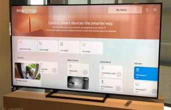 Samsung'un 2018 model QLED TV'leri Bixby ile daha akıllı olacak