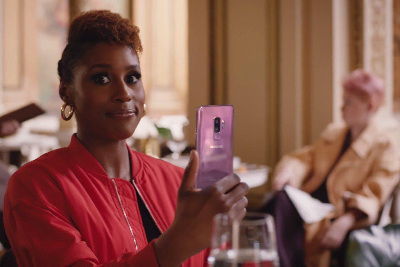 Samsung Galaxy S9 ve S9+ için Oscar temalı bir reklam filmi hazırladı