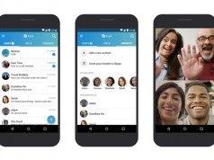 Skype Android uygulaması eski cihazlarda çalışmaya uygun hâle getirildi