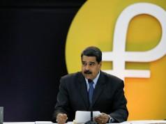 Trump yönetimi Venezuela'nın sanal para birimini yasakladı