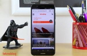 Huawei P Smart İncelemesi