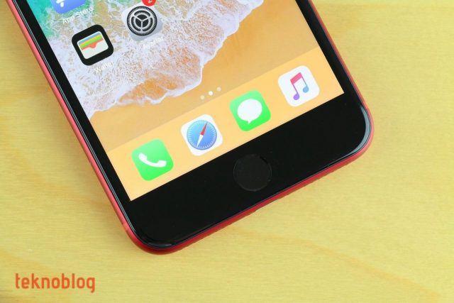 iphone 8 plus kırmızı