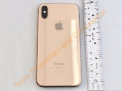 Apple'ın çıkarmadığı altın renkli iPhone X görüldü