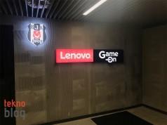 Lenovo Game On: Beşiktaş ve Lenovo'dan gerçek kapsamlı oyun alanı
