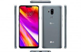 LG G7'de süper parlak 6.1 inç LCD ekran olacak