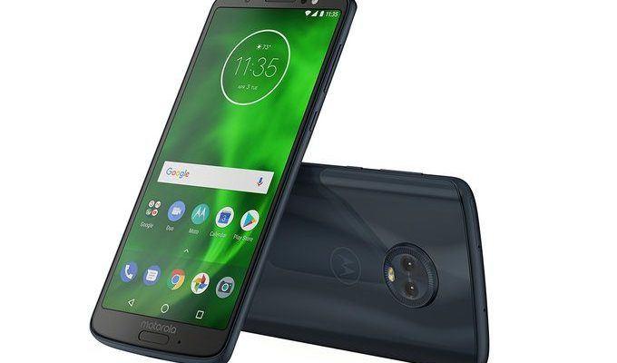 Motorola Moto G6 serisi sonunda resmiyet kazandı