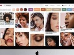 Pinterest arama sonuçlarında ten rengine göre filtreleme yapılabiliyor