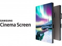 Samsung Onyx 4K sinema ekranlarıyla projeksiyon sistemlere meydan okuyor