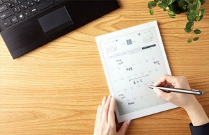 Sony Digital Paper E Ink tabletinin ekranını küçülttü